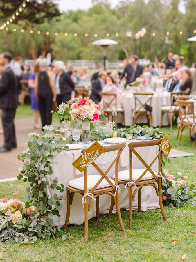 Outdoor_Wedding_Rustic_Mr_Mrs_Chair_Market_Lights_Vintage_Bohemian__Camarillo_Ranch_Southern_California_Venue_Side_Empty