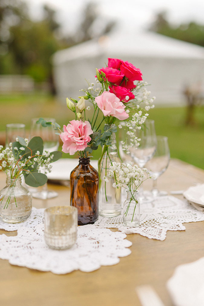 DIY Wedding Ideas, Rustic Wedding Reception, Affordable Wedding Centerpieces