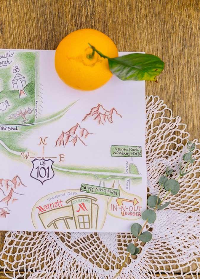 DIY Rustic Farm Barn Garden Wedding Invitations